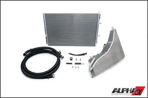 2014+ ALPHA Performance 4matic E63 AMG Boost cooler kit S Model Only