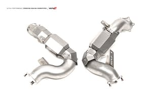 Alpha Porsche Macan Catted Downpipe set (Twin Turbo V6 only)